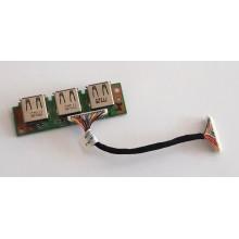USB board 48.4T302.011 z Acer Extensa 5610/5210