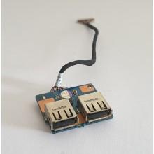USB board 48.4CG04.011 z Acer Aspire 5738ZG