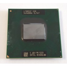 Procesor SL9WT (Intel Celeron M 520) z Acer Aspire 5310
