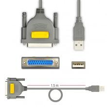 ADP-1P25 USB - PRINTER ADAPTER