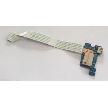 USB board + Čtečka karet LS-D702P / NBX0001ZP00 z HP 250 G5