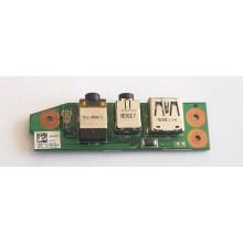 USB + Audio board 69N0JSB11C01 z Asus U41J