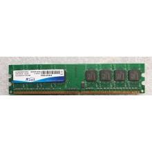 Paměť RAM do PC Adata DDR2 1GB 800Mhz ADQVE1A16