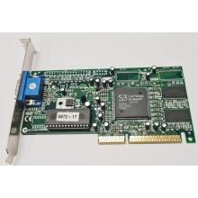 Grafická karta S3 Trio 3D/2X 4 MB AGP- kus HISTORIE !
