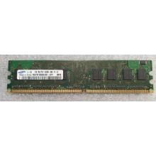 Paměť RAM do PC SAMSUNG 1GB 800Mhz DDR2 M3785T2863EHS-CF7