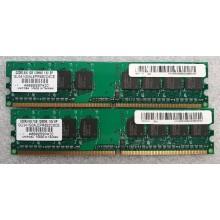 Paměť RAM do PC UNIFOSA GU341G0ALEPR6B2C6CE 2 x 1 GB DDR2 800Mhz