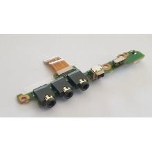 Audio board CP373240-Z4 z Fujitsu LifeBook S6420