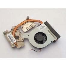 Chlazení 598677-001 ventilátor MF60120V1-Q020-S9A z HP ProBook 4520s