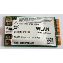 Wifi modul Anatel 0PC193 / WM3945ABG z Dell Inspiron 1720