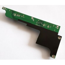 S-ATA board DA0GX2HD4B0 / XM636 z Dell Inspiron 1720