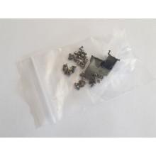 Krytky + šroubky z Asus Eee PC 1225B