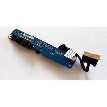 LED board + vypínač Wifi LS-354AP / 4559FD30L11 Barbone Tomahawk FL90