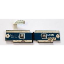 Tlačítka touchpadu LS-354EP / 4559FH30L11 z Barbone Tomahawk FL90