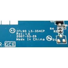 Funkční tlačítka LS-354CP / 4559FF30L01 z Barbone Tomahawk FL90