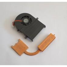 Chlazení V000060570 ventilátor UDQFZPR02C1N Toshiba Satellite A100-593