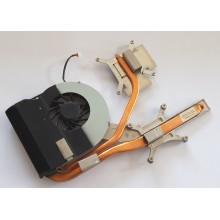 Chlazení 60.4CD72.001 + ventilátor DFS541305MH0T z Acer Aspire 7738G