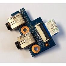 Audio board 48.4GK04.011 z HP ProBook 4520s