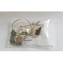 Díly + šroubky z HP Compaq nx7400