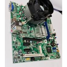 ZÁKLADNÍ DESKA HP H-IG41 UATX S.775 DDR3 + CPU E5500 + Chladič