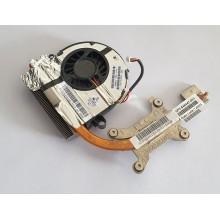 Chlazení AT00Q000100 + ventilátor AT00Q000200 z HP Compaq 6910p