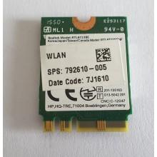 Wifi modul + Bluetooth RTL8723BE / U98H121.03 / 792610-005 z HP 250 G4
