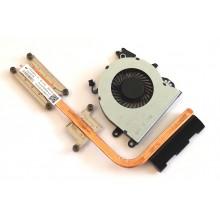 Chlazení 45X83HSTP10 + ventilátor NS65B00-15M23 z HP ProBook 470 G4