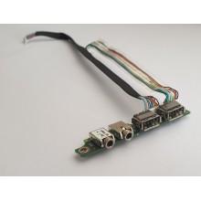 USB + Audio board 6050A0065501 z HP Compaq nc6120