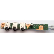 Audio board DA0UT3AB8D0 / 32UT3AB0000 z HP Pavilion dv6-1330ec