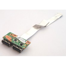 USB board DAUT3ATB6C0 / 36UT3UB0020 z HP Pavilion dv6-1330ec