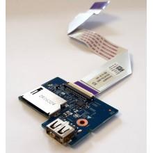 USB board + Čtečka karet 1JY9Y z Dell Latitude 3470