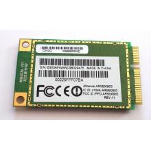 Wifi modul AR5BXB63 z Fujitsu Esprimo Mobile M9410