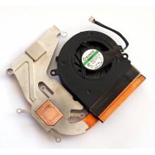 Chlazení + ventilátor GB0506PGV1-A z Fujitsu Esprimo Mobile M9410
