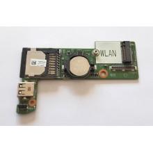 USB board + Čtečka karet 0R6NGM z Dell Inspiron 13 7000