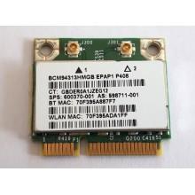 Wifi modul + Bluetooth BCM94313HMGB / 600370-001 z HP ProBook 4525s