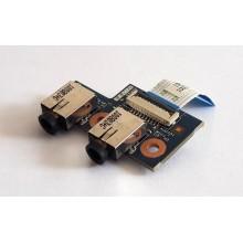 Audio board 554GJ04001G / 50.4GK03.001 z HP ProBook 4525s