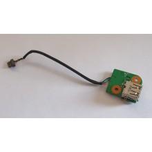 USB board 1 DD0AT9THC00 z HP Pavilion dv9700 / dv9722eg