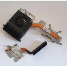 Chlazení + ventilátor 450864-001 z HP Pavilion dv9700 / dv9722eg