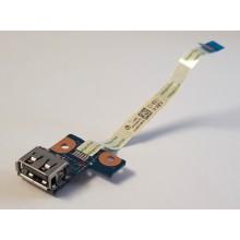 USB board DA0AX1TB6E0 z Compaq Presario CQ56-120SC