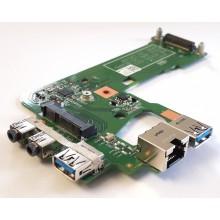 USB + LAN + Audio board 48.4IE05.011 z Dell Inspiron M5110