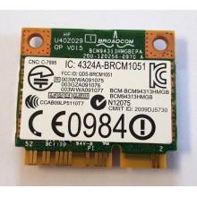 Wifi modul + BT BCM94313HMGB / 4324A-BRCM1051 z Dell Inspiron M5110