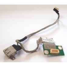 USB port + Fly kabel 14G140167311 z Asus M50V