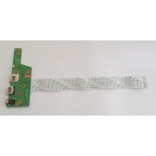 USB + Audio + Čtečka karet Y116C-IOR110 z UMAX VisionBook 14Wi Plus