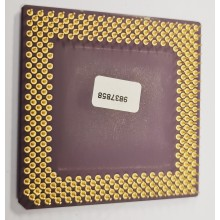 Historický procesor CPU AMD-K6/300AFR, socket 7