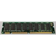 Paměť RAM do PC FUJITSU 81117822E-100FN 32 MB 32MB PC66 CL2 168-PIN