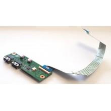 USB board + čtečka 39LZ9UB0000 / DA0LZ9TB8D0 Lenovo IdeaPad U530 Touch