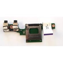 Audio board + Čtečka karet 6050A2330501 z HP 625