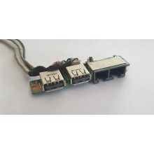USB + LAN board MS-16352 z MSI Megabook EX610X-044CZ