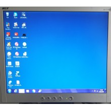 """LCD monitor 17"""" Acer AL1715s"""