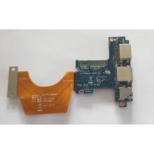 USB + Audio + HDMI board 08N2-1BW5T00 z Lenovo IdeaPad U300s