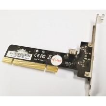 Řadič VIA VT6307 3 Port FireWire PCI 1394A PI26306-8X2C